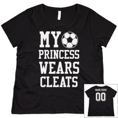 Mom's Soccer Princess