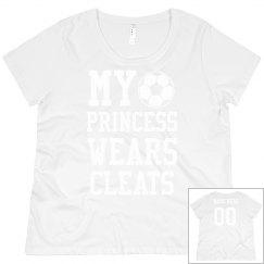 Mom's Soccer Princess