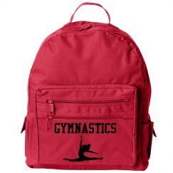 Gymnastics bookbag