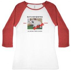 Butcher Bites BEX Slim Women Sleeve T