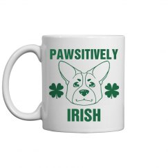 St Patricks Pawsitively Irish