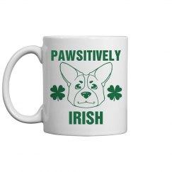 St Patricks Pawsitively Irish