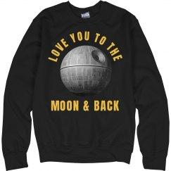 Nerdy Death Star Love