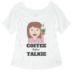 Coffee Emoji Time