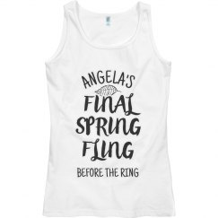 Angela's Final Spring Fling Design