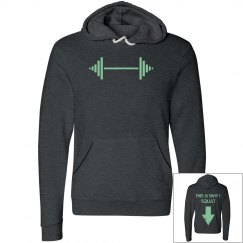This is why I squat hoodie