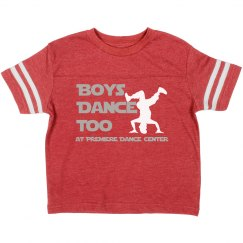 Boys Dance Too Toddler