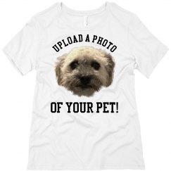 Custom Pet Photo Upload Shirts