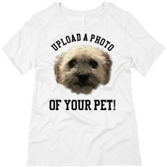 Custom Pet Photo Upload Shirts