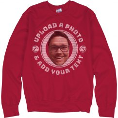 Sweaterize Your Design Ugly Sweater