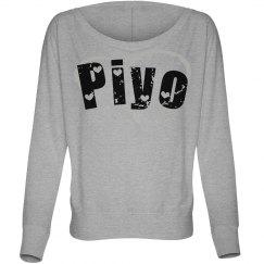 Love PiYo Long Sleeve Top