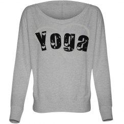Love Yoga Long Sleeve Shirt