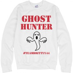 GHOST HUNTER SWEATSHIRT