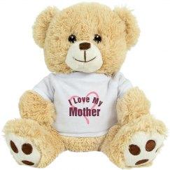 Love My Mother Teddy