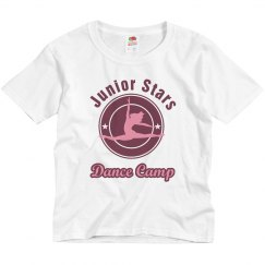 Junior Stars Dance Camp
