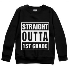Straight Outta First Grade