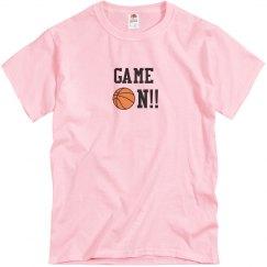 Basketball Game On pk
