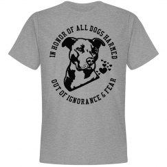 Pit Bull Dog Lovers T-Shirt