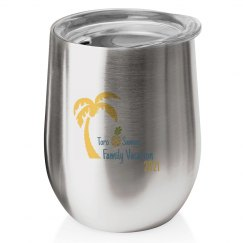 Avalon - Tumbler - Palm Tree