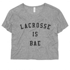 Simple Lacrosse Is Bae