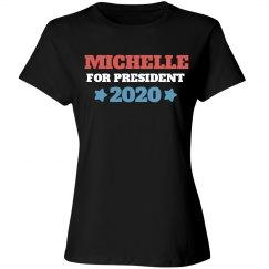 Let's Elect Michelle