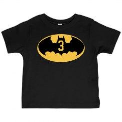 Bat - Enter Age
