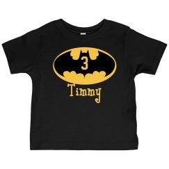 Bat - Name and Age