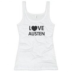 Love Austen Tank