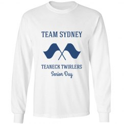 Team Senior Twirler Men's Long Sleeve