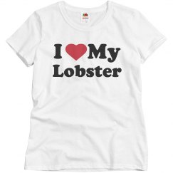 I love my Lobster