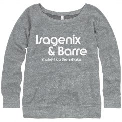 Isagenix and Barre
