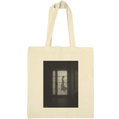 She left (tote bag)
