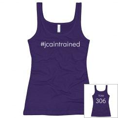 #jcaintrained - women's tank