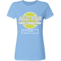 All Pro Tennis Camp
