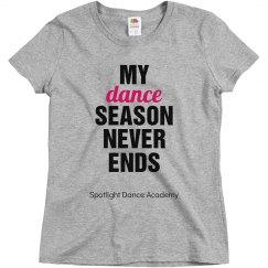 SDA Dance Season-Adult