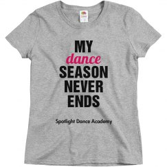 SDA Dance Season-Adult