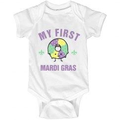 Baby's First Mardi Gras