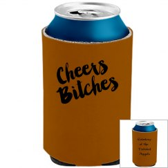 Twisted Angels Coozie -