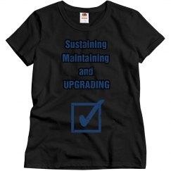 Sustaining