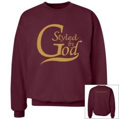 SBG Unisex Crewneck Sweatshirt - Maroon
