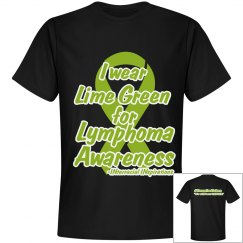 Lime Green Awareness #2