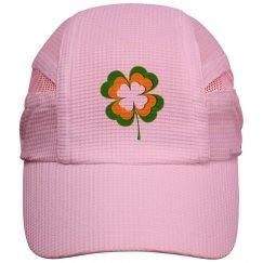 Pretty clover, Ladies cap