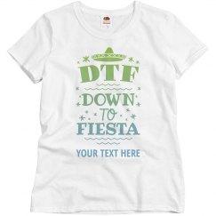 Funny Custom DTF Design