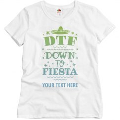 Funny Custom DTF Design