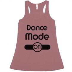 Dance Mode Tank Top