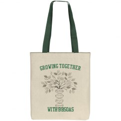 Growing Together Tote