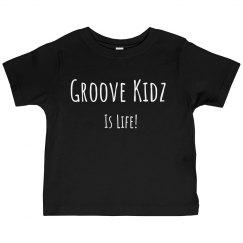 Groove Kidz Toddler Basic Jersey Tee