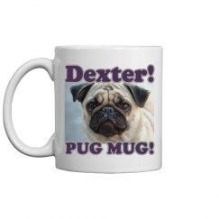 Pug Mug Upload Photo