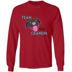 TeamCraniumRed L/S