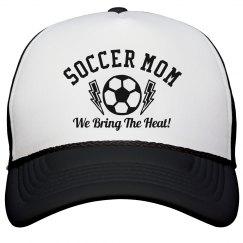 Soccer Mom Hats Bring Heat Gift